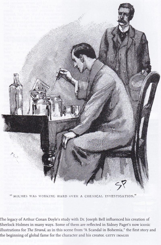 What Did Sherlock Holmes Look Like?